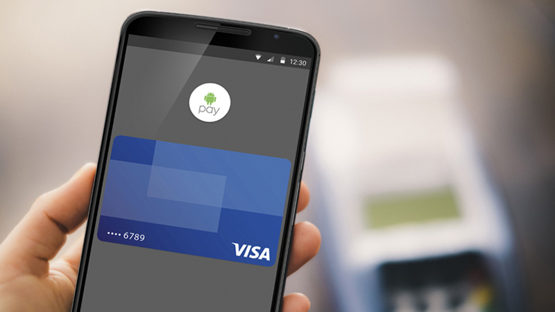 visa token service android